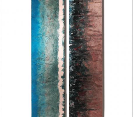 PAISAJE-INTERIOR-Díptico-Óleo-lienzo-160x80